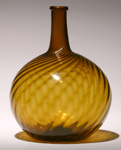 Large Size Zanesville Globular Bottle (104J)
